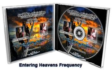 Entering Heaven's Frequency - Essential OIls Training CD