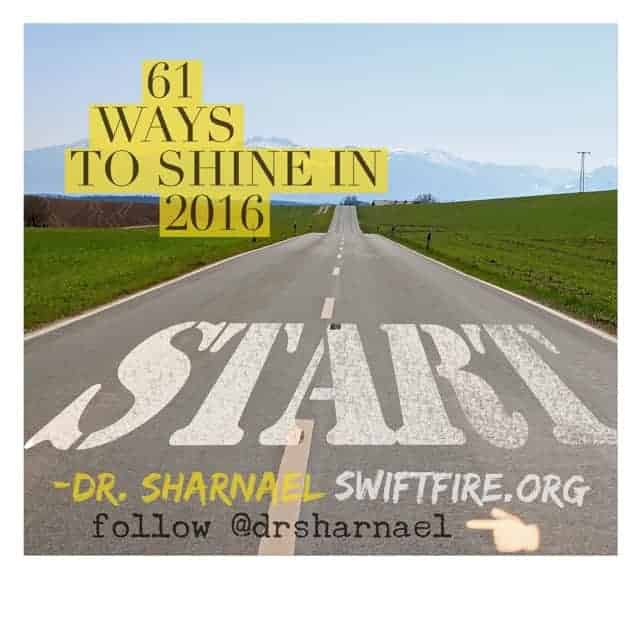 61 Ways to Shine in 2016