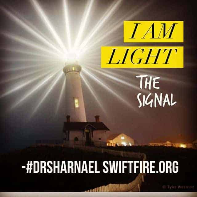 I Am Light signal