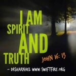 I am Spirit and truth 700x700