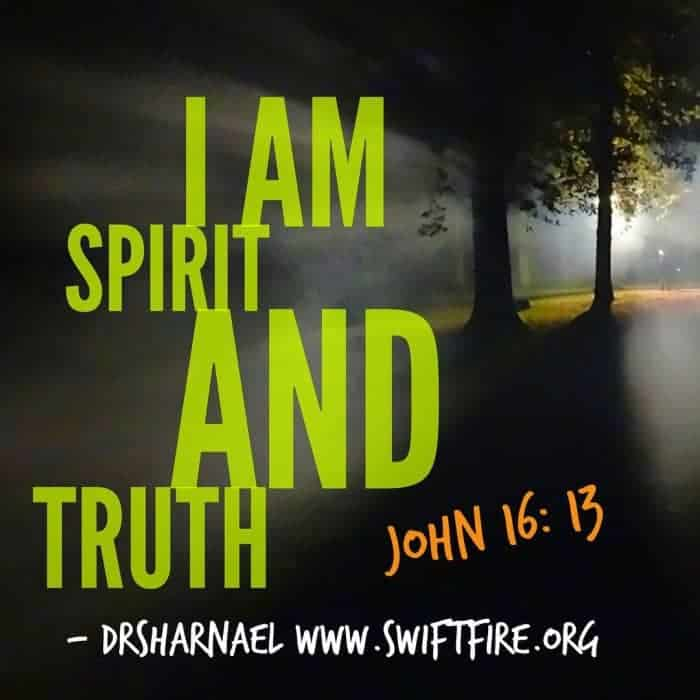 I am Spirit and truth 700x700
