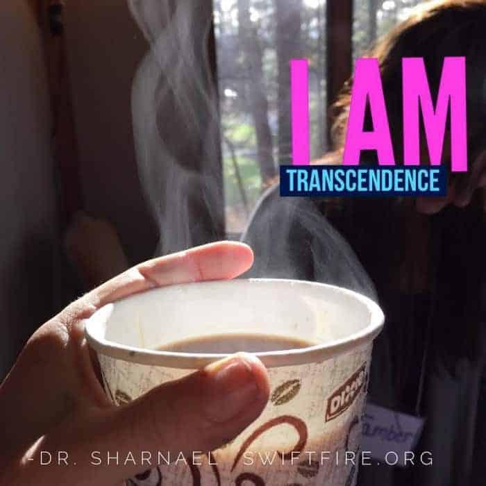I am Transcendence of Love 700x700