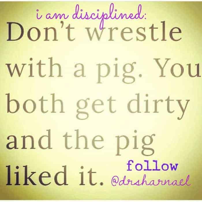 I Am Disciplined 700x700