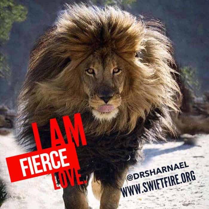 I Am Fierce Love 700x700