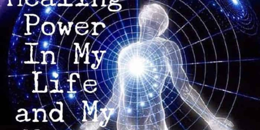 I Am Healing Power 700x700