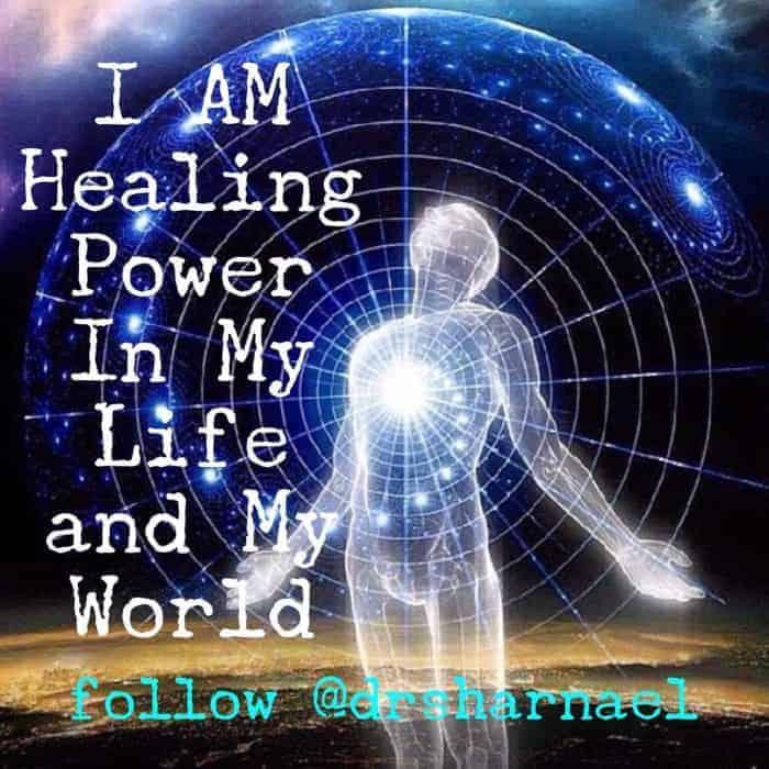 I Am Healing Power 700x700