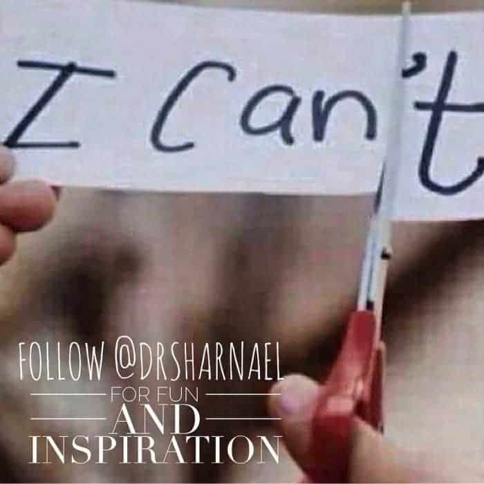 I Am I Can Will 700x700