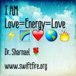 I Am Positive Light Love
