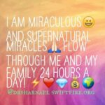 I am miraculous supernatural