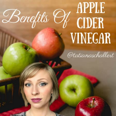 beneftis of apple cider vinegar