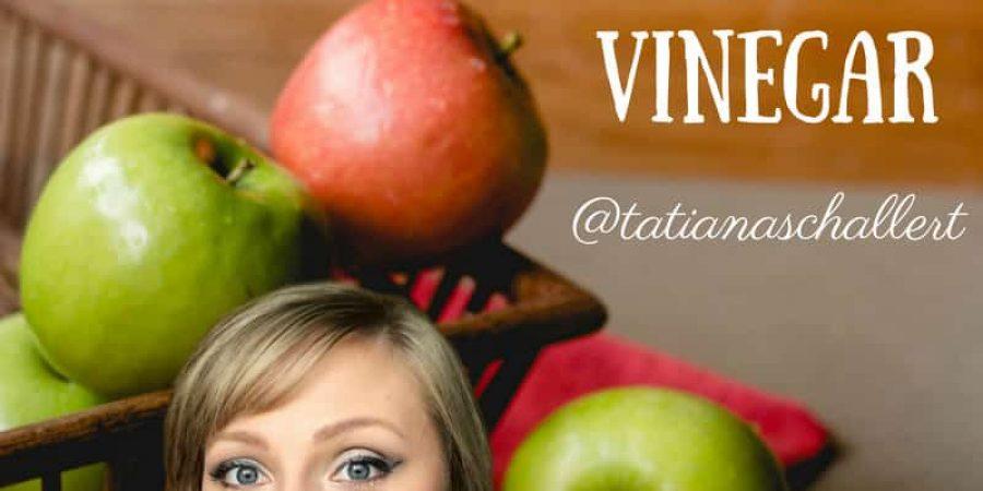 beneftis of apple cider vinegar