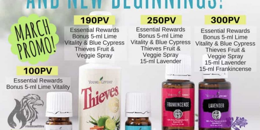 Young Living March Promo 835x700