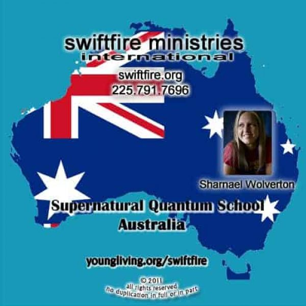 Australia Supernatural School CD