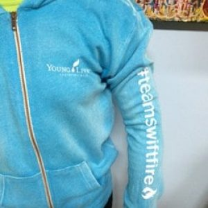 auqa blue young living sweater1