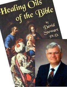 healing oils david stewart