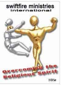 overcoming religious spirit