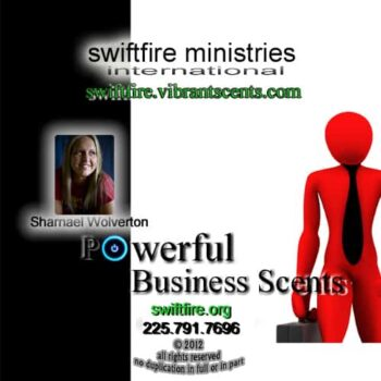 powerful business scents cd