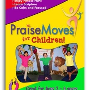 praisemoves for kids dvd