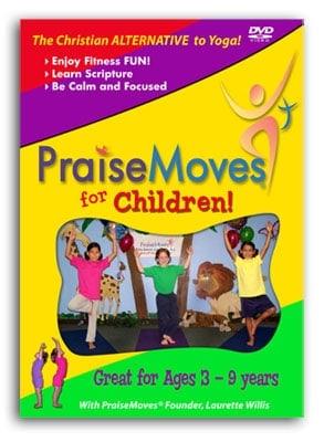 praisemoves for kids dvd