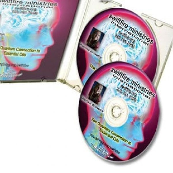 quantum connection to essential oils cd