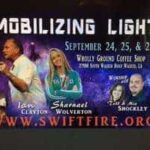 sharnael ministering mobilizing light