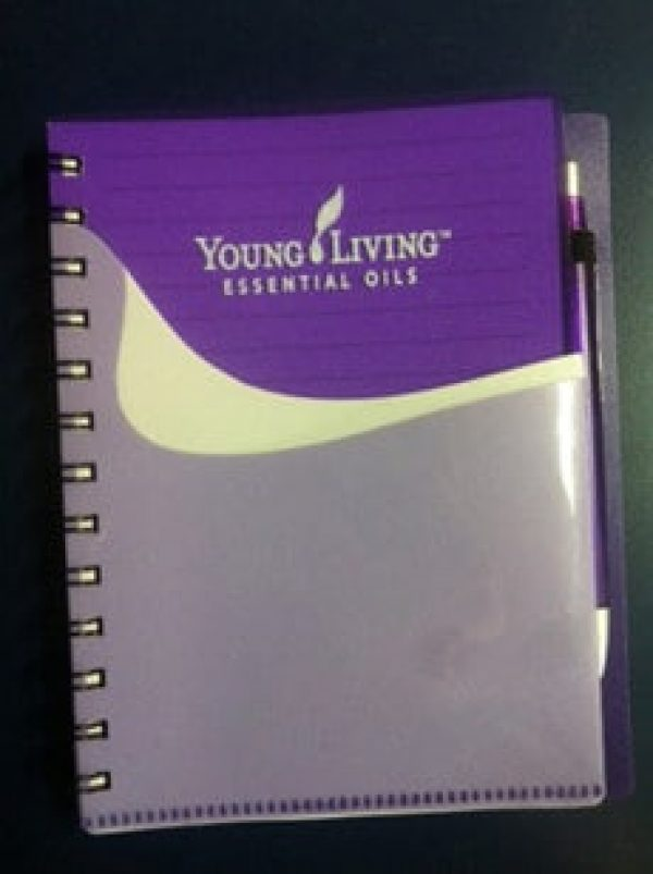 swiftfire purple note book