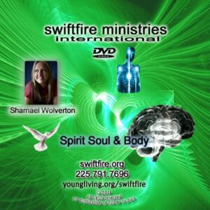Spirit Soul and Body DVD
