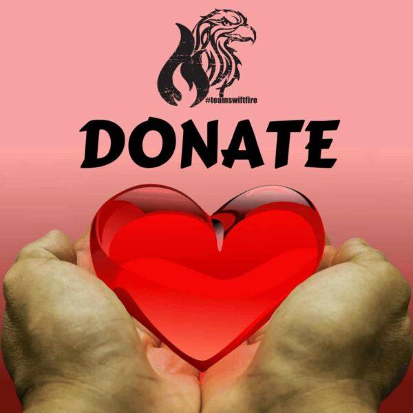 donate to swiftfire international