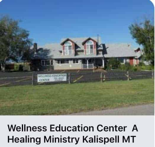 wellness education center a healing ministry kalispell mt