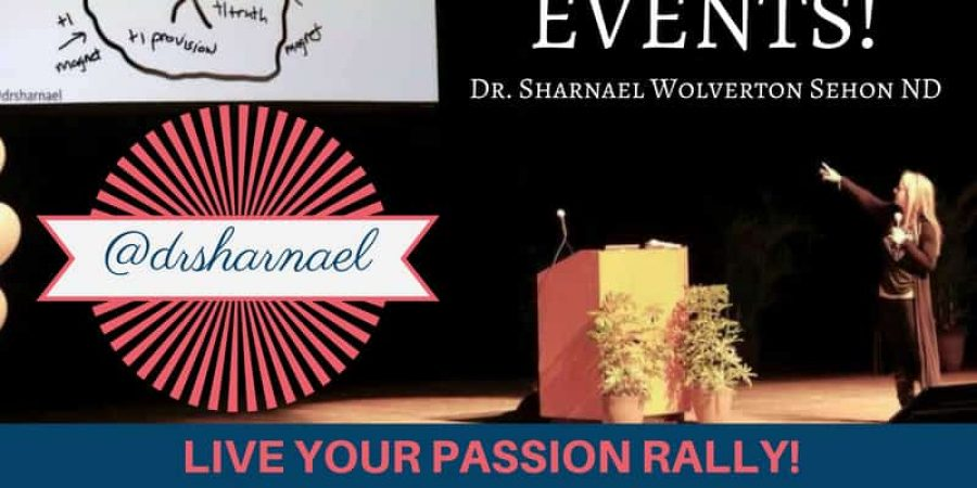 Upcoming Events Dr Sharnael Swiftfire