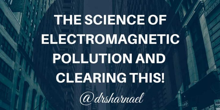the science of electromagnetic pollution