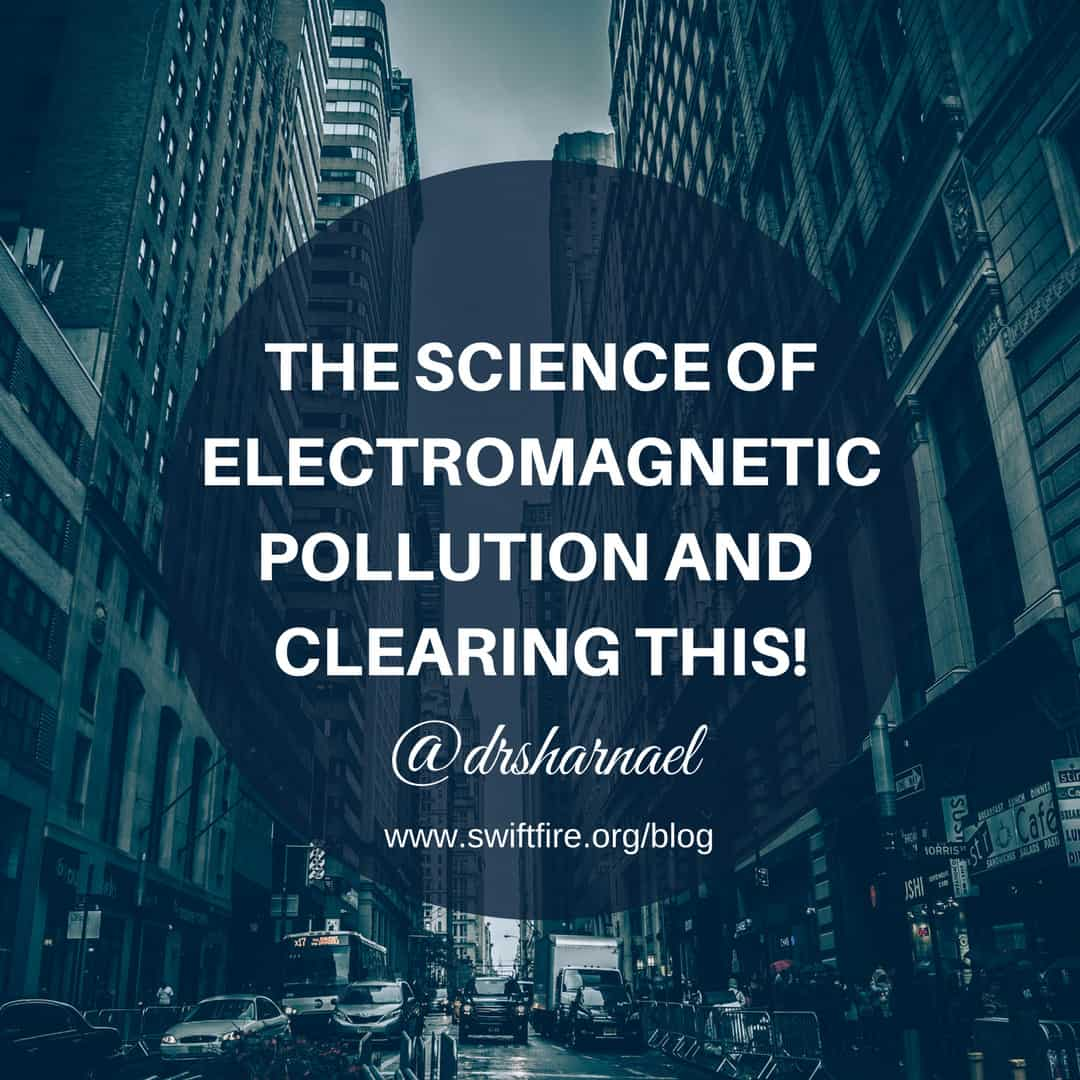 the science of electromagnetic pollution 5g radiation protection