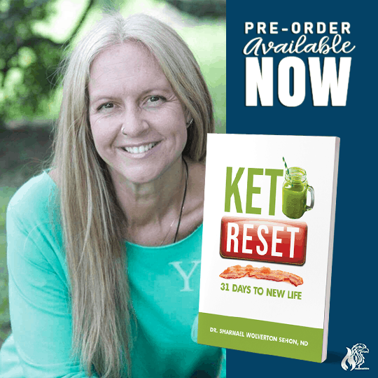 dr sharnael wolverton keto reset 31 days to new life pre-sale launch