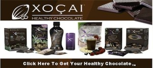 Xocai Healthy Chocolate Options